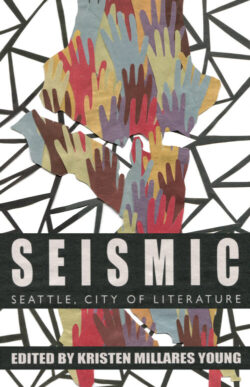 Seismic: Seattle, City of Literature Book Cover